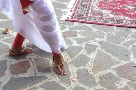 piede di danzatrice